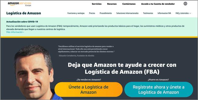 Ingresos pasivos Amazon FBA